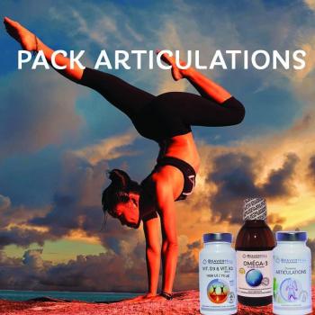 Pack Articulations - Beaverhill Bien-être - Oméga 3, Vitamines D3/K2, Compl. Articulations