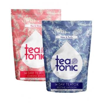 Teatonic - Skinny Teatox 14J 1