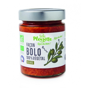 Sauce façon Bolo - Olives