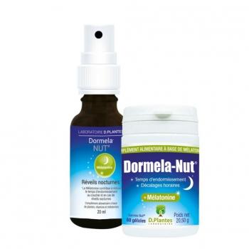 Pack Dormela-Nut - D.Plantes