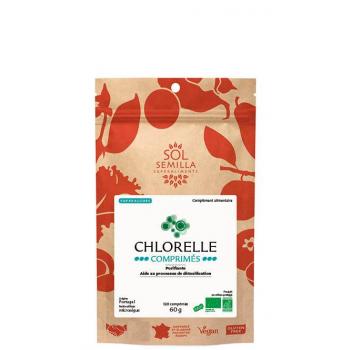 Chlorelle - Comprimés x60 - 34g