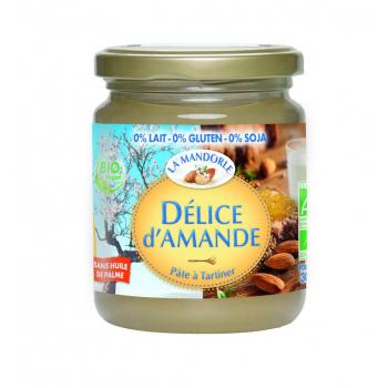 """Pâtes à tartiner - Délice d'Amande """"LA MANDORLE"""""""