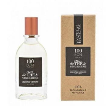 Parfum Eau de Thé & Gingembre 50ml - 100BON