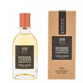 Parfum Myrrhe & Encens Mystérieux 50ml - 100BON