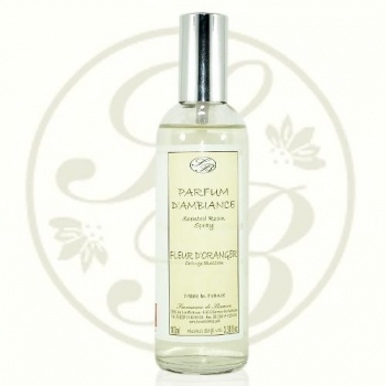 Parfum D'ambiance - Fleur D'oranger – 100 Ml - Savonnerie De Bormes
