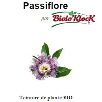 Extrait de Passiflore - 50ml