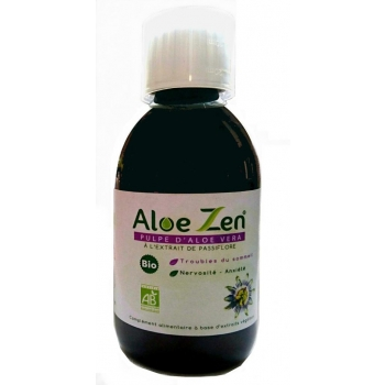 Aloe Vera à l'extrait de passiflore bio