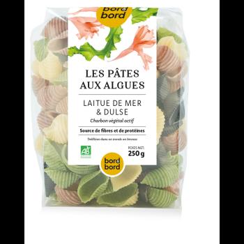 Pâtes Bio Aux Algues Alimentaires