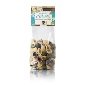 Pâtes Bio Aux Algues Alimentaires sachet de 250 g