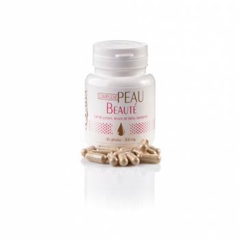Complexe peau beauté lait de jument - 90 gélules