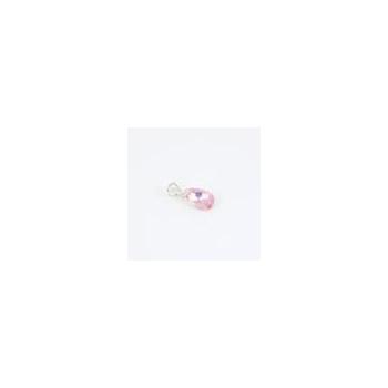 Pendentif en cristal de Swarovski sur argent 925