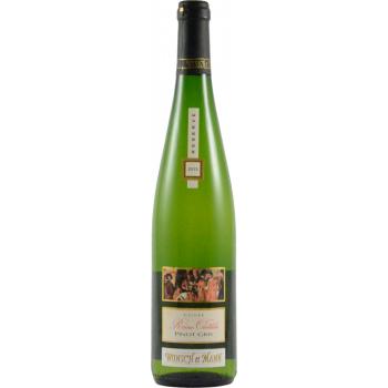 Pinot Gris Cuvée de la Reine Cotilde 2013