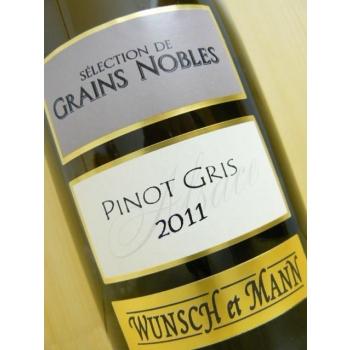Pinot Gris Sélection de Grains Nobles 2011