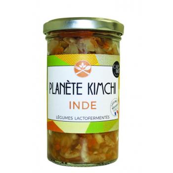 Planète Kimchi Inde BIO