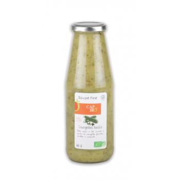Soupe Fine Courgettes Basilic BIO