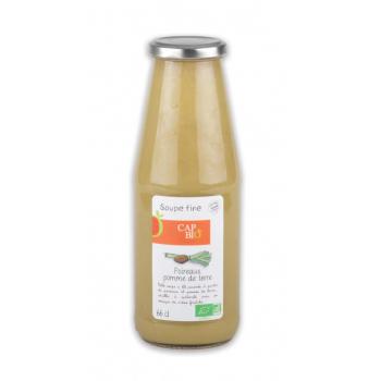 Soupe Fine Poireaux / Pommes de terre BIO