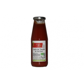 Coulis de Tomate BIO Origine Sud Ouest
