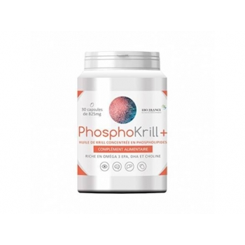 Phosphokrill+ Omegas 3 EPA DHA