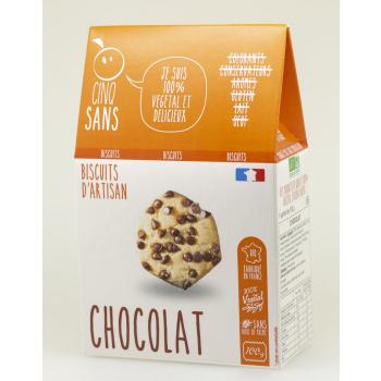 Paquet pépites de chocolat