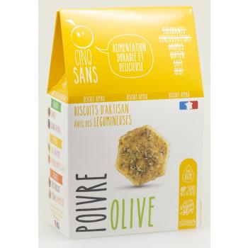 Paquet poivre olives