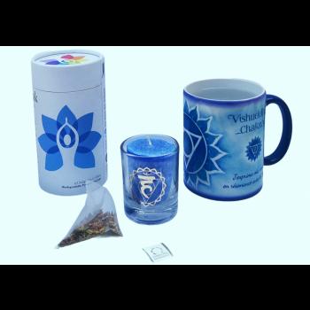 Mug magique Chakra Gorge – Coffret