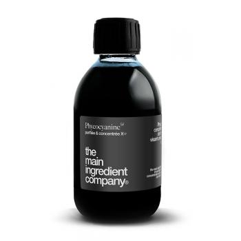 Phycocyanine ω X1,2 - antioxydant détoxyfiant extrait de la spiruline - 250ml