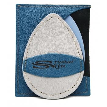Gant d'exfoliation et d'épilation Bleu/Gris