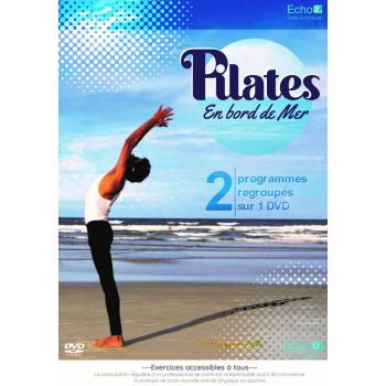 Pilates en bord de mer - dvd