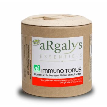 aRgalys Essentiels Immuno Tonus - Plantes et huiles essentielles stimulantes