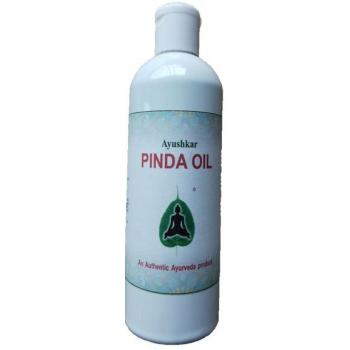 Huile de massage ayurvédique Pinda - 200 ml