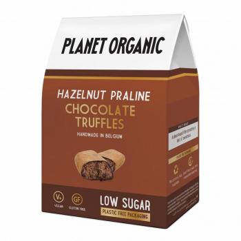 Truffes Chocolatées Noisette 80g Bio - Planet Organic