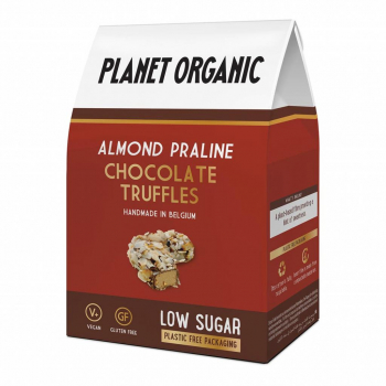 Truffes Chocolatées Amandes 80g Bio - Planet Organic
