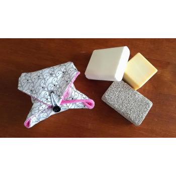 La pochette à savon - Renard
