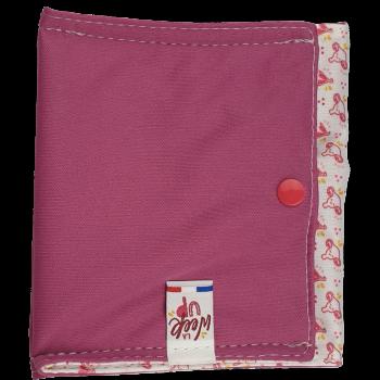 Pochette imperméable pour serviettes hygiéniques lavables
