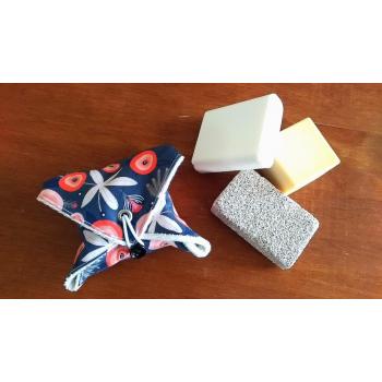 La pochette à savon - Janis