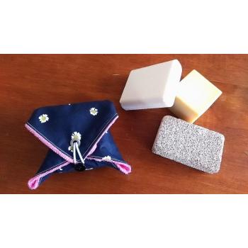 La pochette à savon - Pâquerette 2