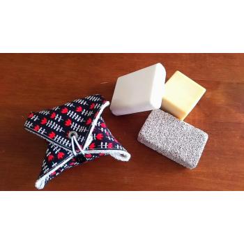 La pochette à savon - Victoria