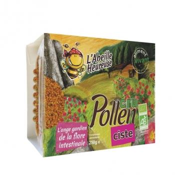 Pollen cru Ciste Bio