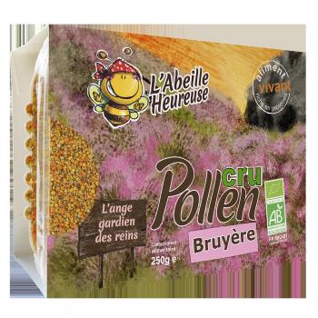 Pollen cru Bruyère Bio