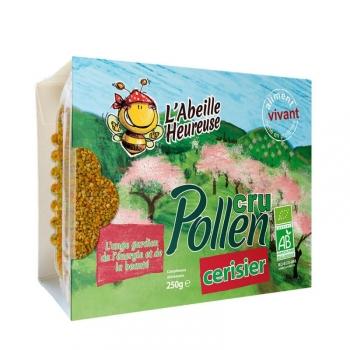 Pollen cru de cerisier BIO 250g