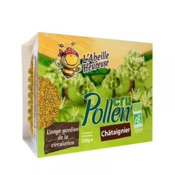 Pollen cru de châtaignier BIO 250g
