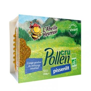 Pollen cru de pissenlit BIO 250g