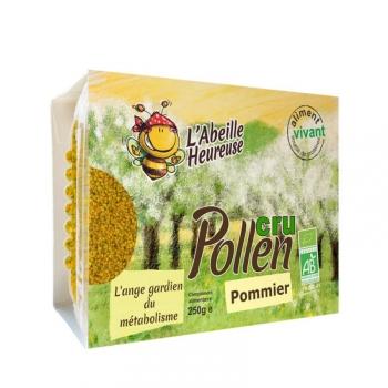 Pollen cru de pommier BIO 250g