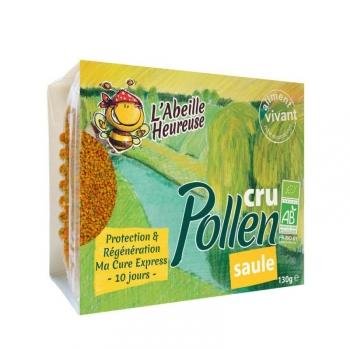 Pollen Cru Saule Bio 130g