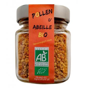 Pollen d'Abeille Bio Le Monopati 125g