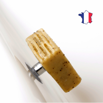 Porte-savon minimaliste français | Sans emballage