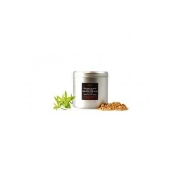 Poudre de Bois de Cade Naturelle - Parfum Verveine