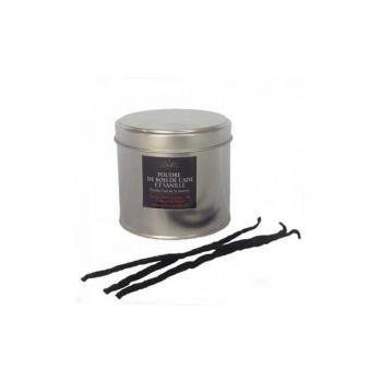 Poudre de Bois de Cade Naturelle-Parfum Vanille