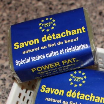 Savon détachant POWER PAT – lot de 8