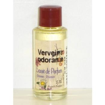 Extrait de parfum Verveine - 15ml